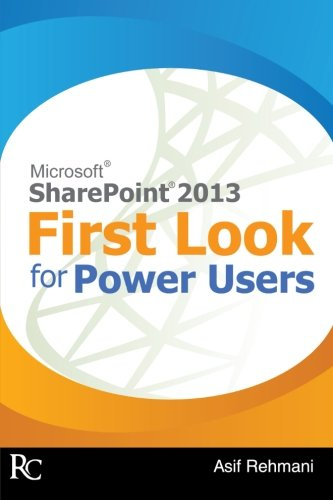 SharePoint 2013 - First Look for Power Users