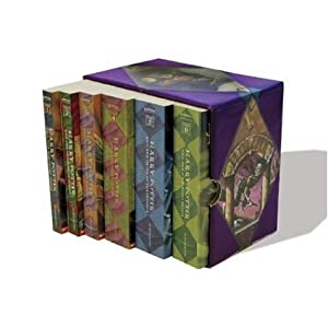Harry Potter Paperback Box Set (Books 1-6)
