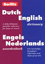 Berlitz Dutch-English Dictionary/Engels-Nederlands Woordenboek