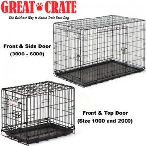Prec Great Crate 30X19X22 Black front-1042938