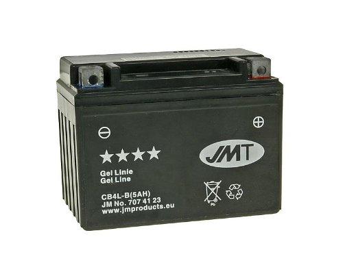 battery-jmt-gel-line-high-power-5ah-jmb4l-b-for-peugeot-ludix-50-ii-one-luxe-2-sitzer-2008-2011