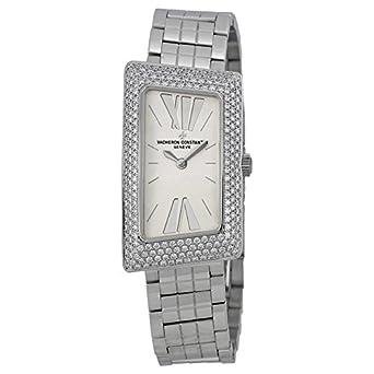 Vacheron Constantin 1972 Silver Dial 18kt White Gold Ladies Watch 25515U01G-9233
