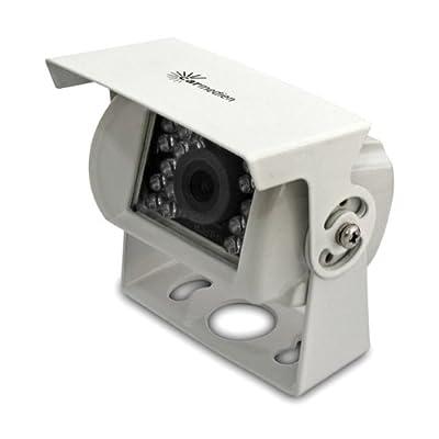Carmedien Rückfahrkamera IR18 120° IP68 Rückfahr Kamera für Wohnmobil Transporter von Carmedien - Reifen Onlineshop