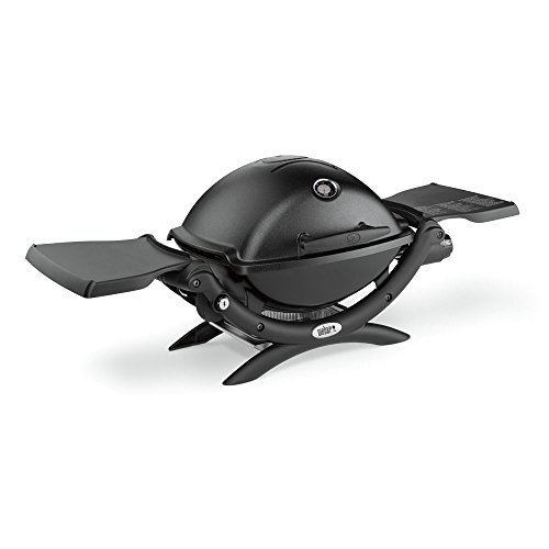 Best Deals! Weber Q1200 Color Liquid Propane Grill, Black, 51010001