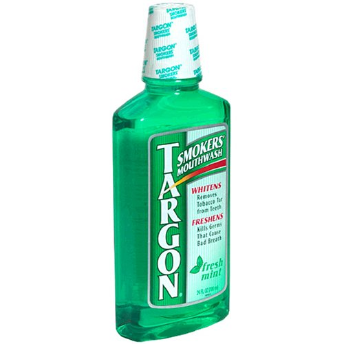 Targon - Smokers' Mouthwash Fresh Mint 24oz