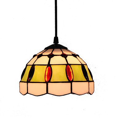 60W E27 Pendent Light With Shade In Shell Feature