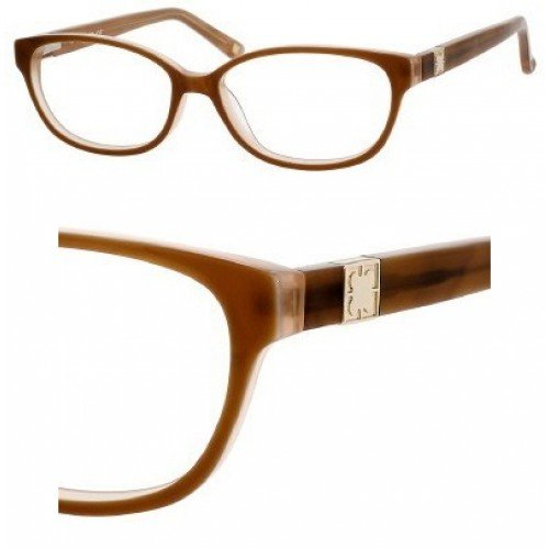 Liz Claiborne 389 Eyeglasses (0JPQ) Pearlsmoketopaz,