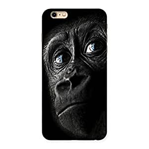 Cute King Kong Blue Eyes Back Case Cover for iPhone 6 Plus 6S Plus
