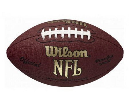 WILSON NFL Tackified Composite American Football