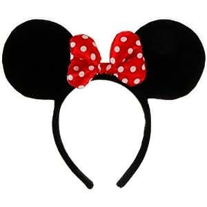Elope Minnie Ears Headband Costume Accessory