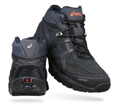 bdbe19e7faf Asics Walking Outdoor Shoes Gel arata Mt with Gore tex Women Art Q972L