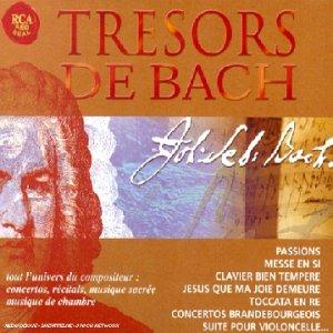 Trésors de Bach- Coffret