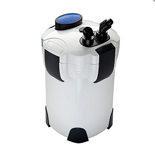 SunSun HW-302 264 GPH 3-Stage External Canister Filter (Canister Aquarium Filters compare prices)
