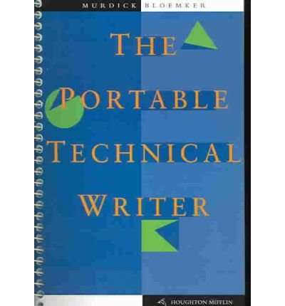 The Portable Technical Writer