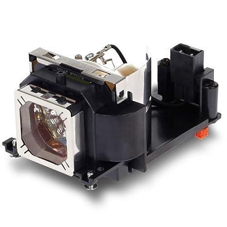 haiwo 610-339-1700/lmp123de haute qualité Ampoule de projecteur de remplacement compatible avec boîtier pour projecteur Sanyo PLC-XW60.