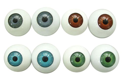 8 Hallow eyeballs - add to drinks for adult Halloween party