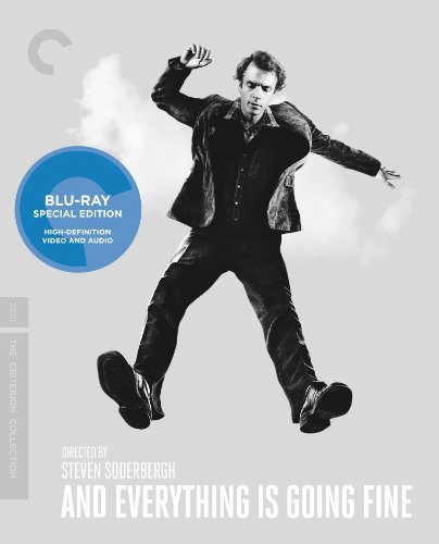 Cover art for  And Everything is Going Fine (The Criterion Collection) [Blu-ray]