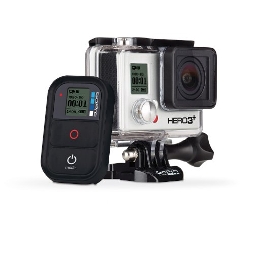 GoPro Actionkamera Hero3+ Black Edition Outdoor