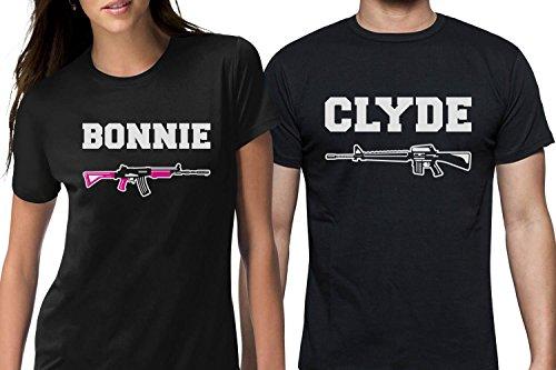 bonnie and clyde t shirts storeiadore. Black Bedroom Furniture Sets. Home Design Ideas