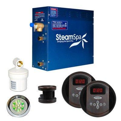 7.5 Kw Royal Steam Generator Package