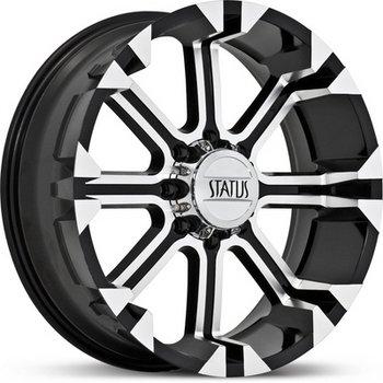 20 inch tuff cannon black machine wheels 20x10 tuff rims bp 5x139 7 H2 Wheels and Tires 20 inch tuff cannon black machine wheels 20x10 tuff rims bp 5x139 7