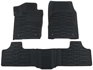 Mopar 82213686 Black All-Weather Floor Mat
