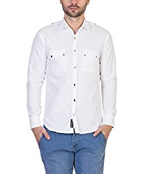 Threadikshion Men's casual shirt tdnwc01_White_Small