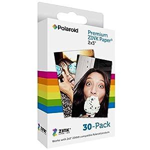 """Polaroid Zink Papier 2x3"""" 30-Pack"""