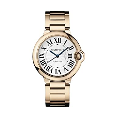 Cartier Solid 18k Rose Gold Watch