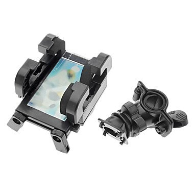 Xs Universal Bicycle Windshield Swivel Mount For Cell Phones/Mp4/Gps (3.7~18Cm Width)