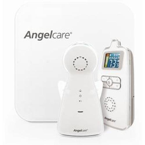 Angelcare Movement And Sound Monitor- White front-559514