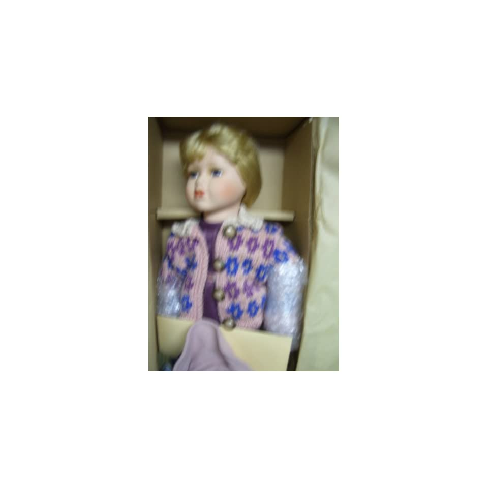 Boyds Bear Yesterdays Child Doll Collection  Elizabeth and GaryGoin to Grandmas