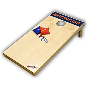 Denver Broncos Cornhole: Xl Tailgate Toss by Wild Sports