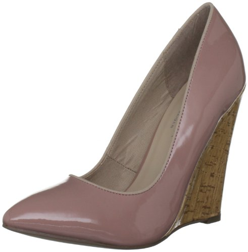 Carvela Women's Georgie Nude Wedges Heels 3619624979 3 UK