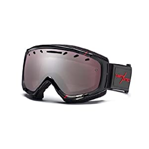 Smith Optics Phenom Goggle (Black/Red Truetype, Ignitor Mirror)