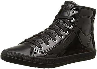 Esprit Miana D, Baskets mode femme - Noir (001 Black), 38 EU