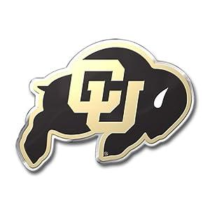 Buy NCAA Colorado Buffaloes Die Cut Color Automobile Emblem by Team ProMark