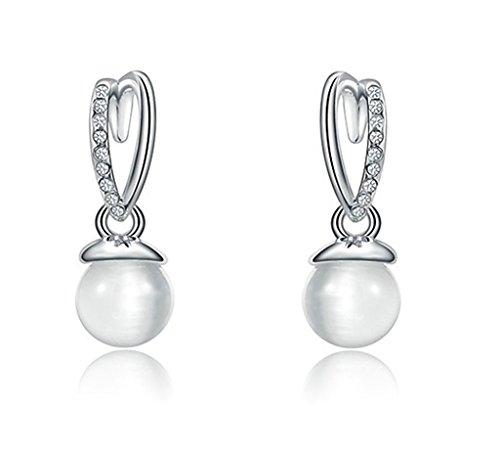amdxd-jewelry-gold-plated-women-drop-earrings-white-cubic-zirconia-inlaid-opal-heart-shape-1027cm