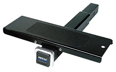 "Reese Towpower 11006 18"" Hitch Box Extension with Step"