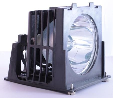 Replacement DLP Lamp with Cage Replaces Mitsubishi 915P026010 vlt xd20lp replacement projector bare lamp for mitsubishi lvp x30u lvp xd20 lvp xd20a lvp xd20a mini mits