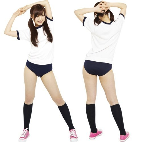 CG by CostumeGarden 【コスプレ 衣装 体操服】体育の時間 ネイビー