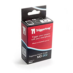 Triggertrap Mobile Dongle 2, MD-DC2 for Nikon