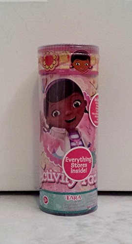 Doc Mcstuffins Activity Tube