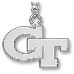 Georgia Tech GT 5 8 - 10K Gold by Logo Art