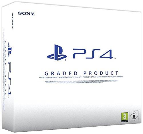 PlayStation 4 - Konsole (500GB, weiß) [CUH-1216A]