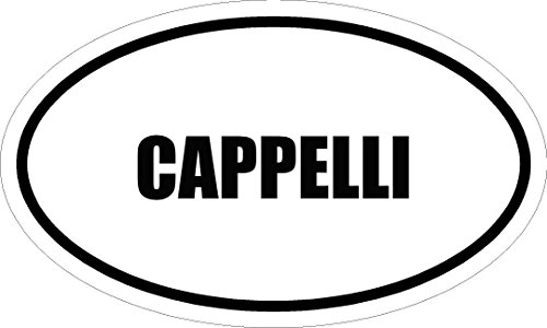 6-cappelli-name-oval-euro-style-magnet-for-any-metal-surface
