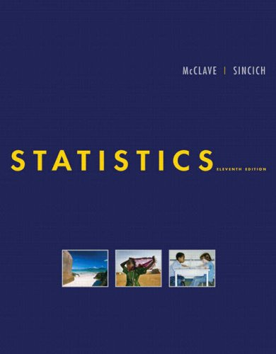 Statistics, 11th Edition (Book & CD)