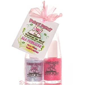 Piggy Paint SEA PRINCESS (2PK) - Clouds of Candy and Forever Fancy Make a Great Combo!