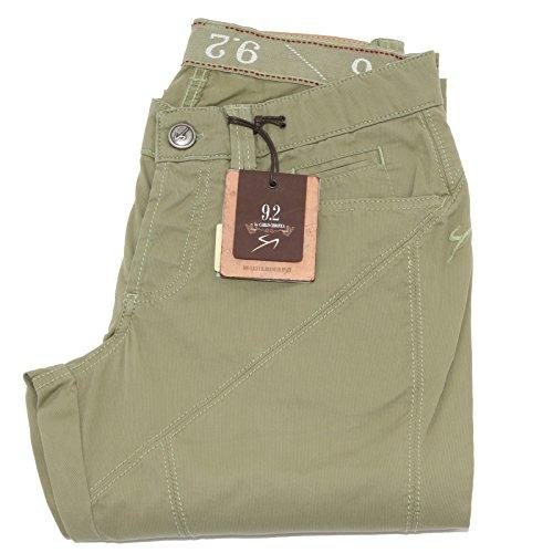 40558 pantaloni 9.2 BY CARLO CHIONNA jeans uomo trousers men [31]