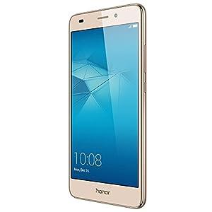 Honor 5.2-Inch 5C SIM-Free Smartphone - Gold
